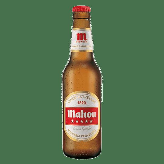 cerveza mahou en Lugo