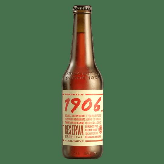 cerveza 1906 en Lugo
