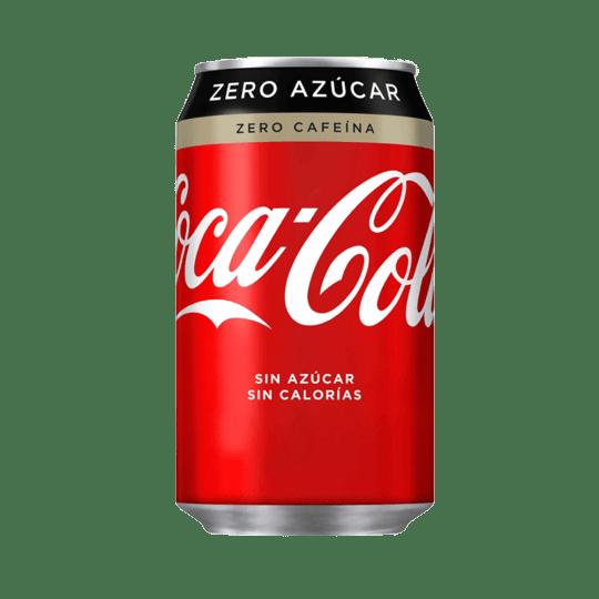 coca cola zero zero en Lugo
