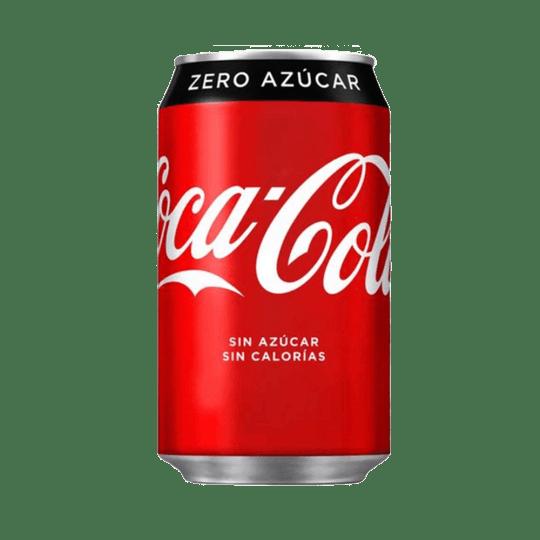 coca cola zero en Lugo