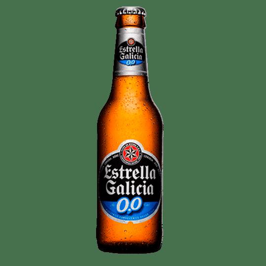 cerveza estrella galicia 00 en Lugo
