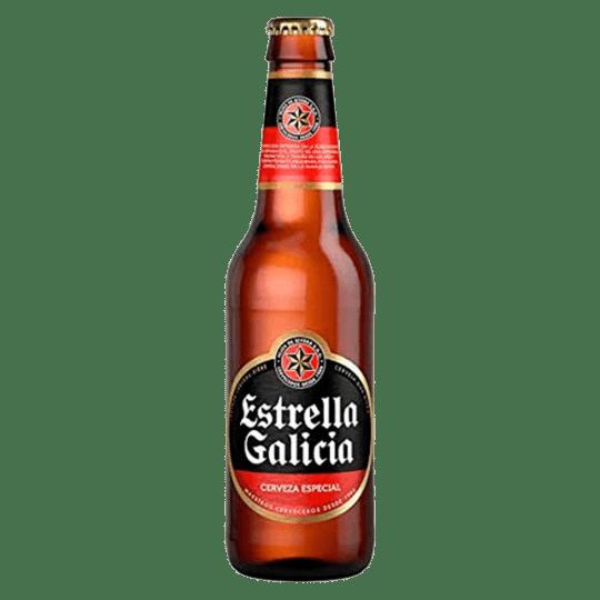 cerveza estrella galicia en Lugo