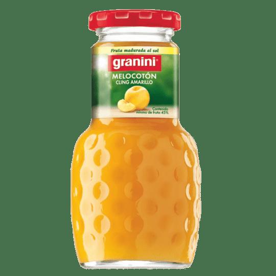 zumo granini melocoton en Lugo