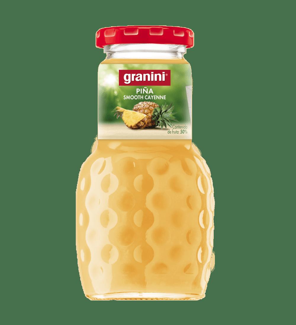 zumo granini piña en Lugo