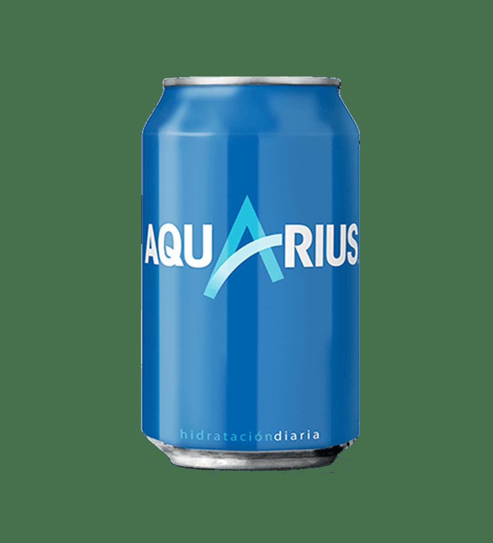 Aquarius de limón en Lugo