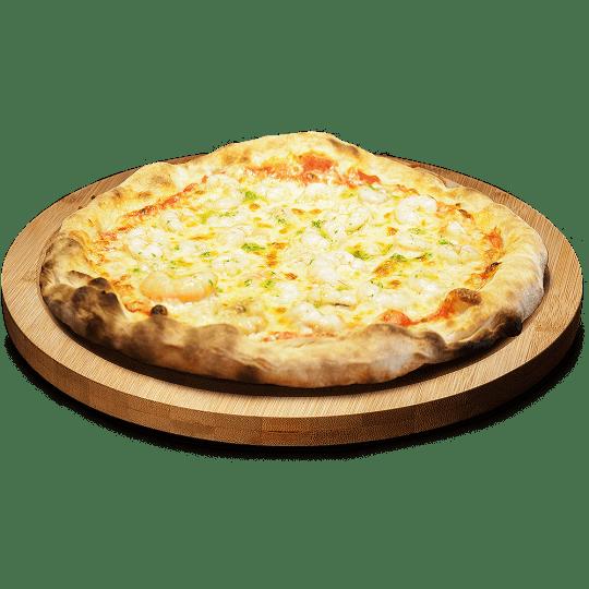 Pizza Marinera en Lugo