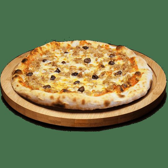 Pizza de Atún en Lugo